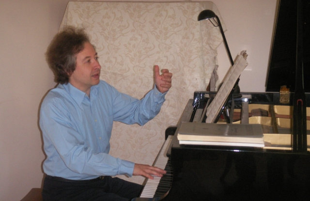 Robert Millardet,piano